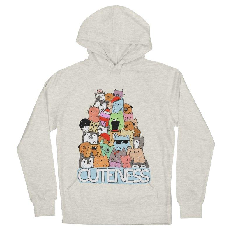 Cuteness Women's Pullover Hoody by oneweirddude's Artist Shop