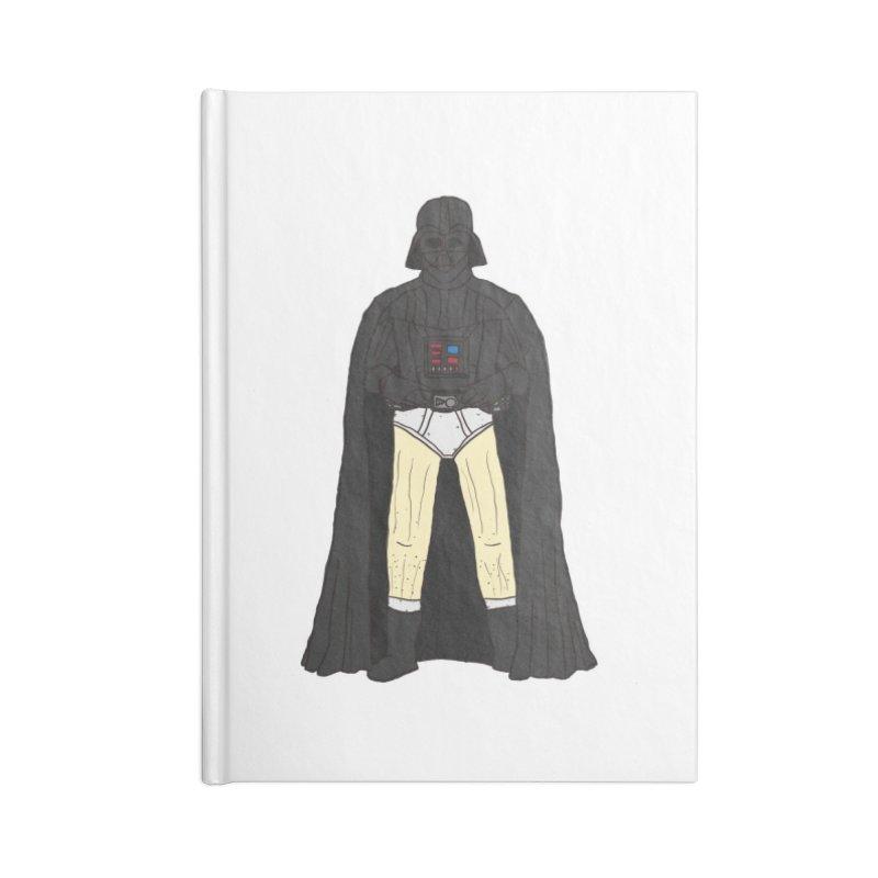 Darth Breaking Bad Accessories Notebook by oneweirddude's Artist Shop