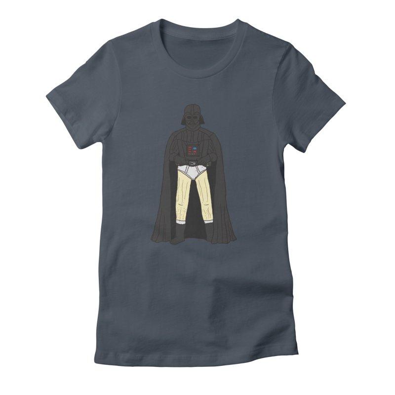 Dark Lord Working from Home Women's T-Shirt by oneweirddude's Artist Shop