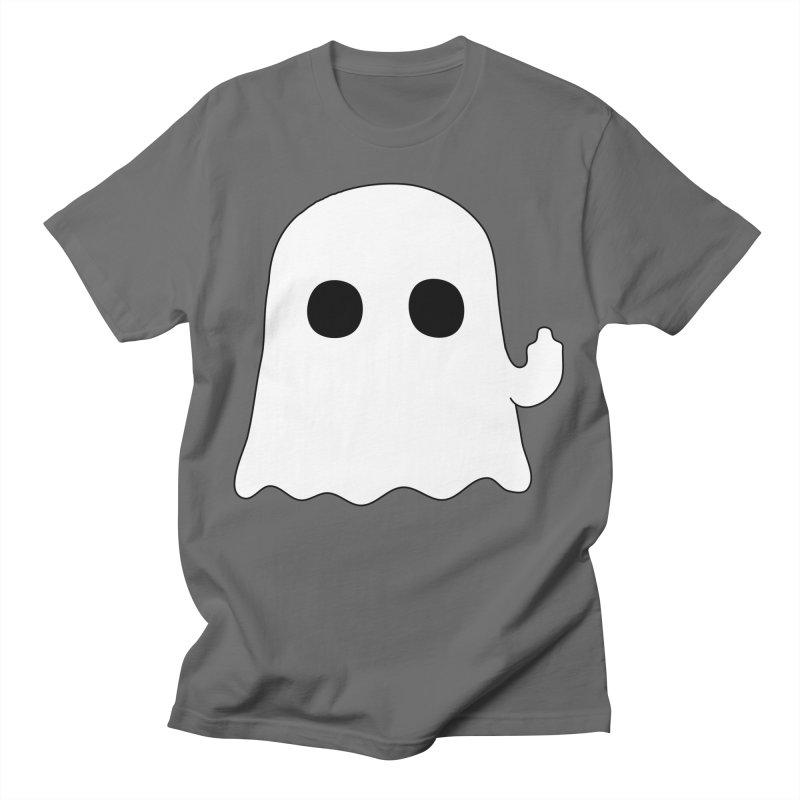 Boo Men's T-Shirt by oneweirddude's Artist Shop