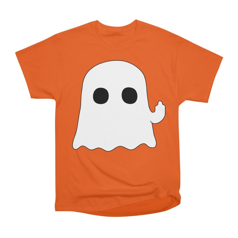 Boo Men's T-Shirt by oneweirddude's Artist Shop