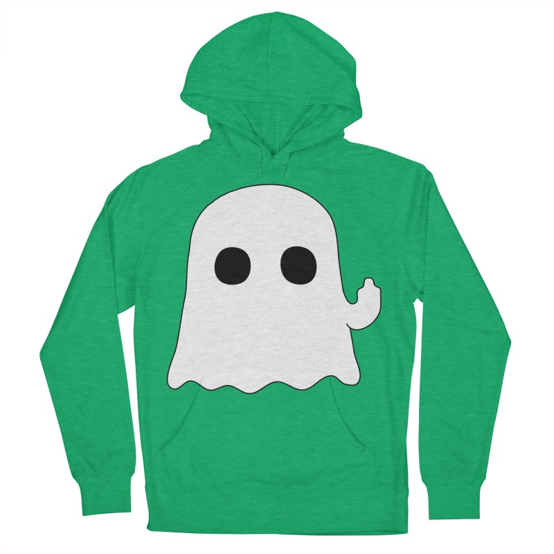 Boo Men's Pullover Hoody by oneweirddude's Artist Shop