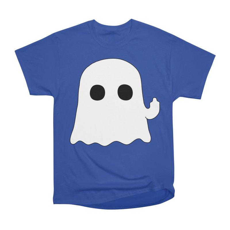Boo Women's Classic Unisex T-Shirt by oneweirddude's Artist Shop