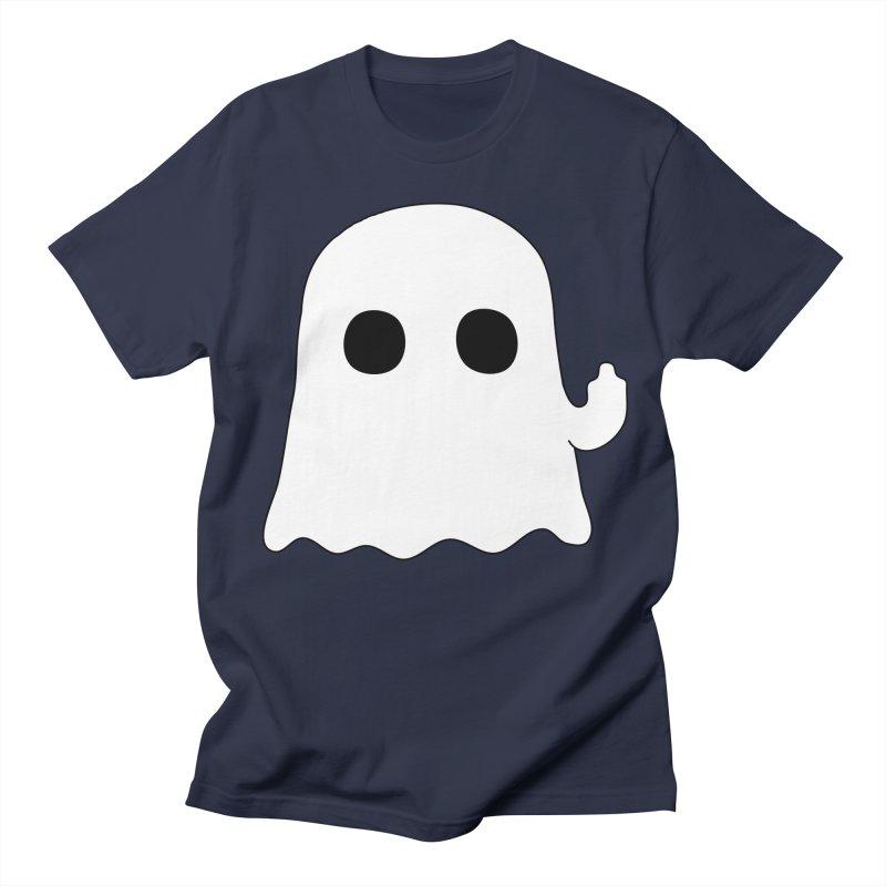Boo Women's Regular Unisex T-Shirt by oneweirddude's Artist Shop