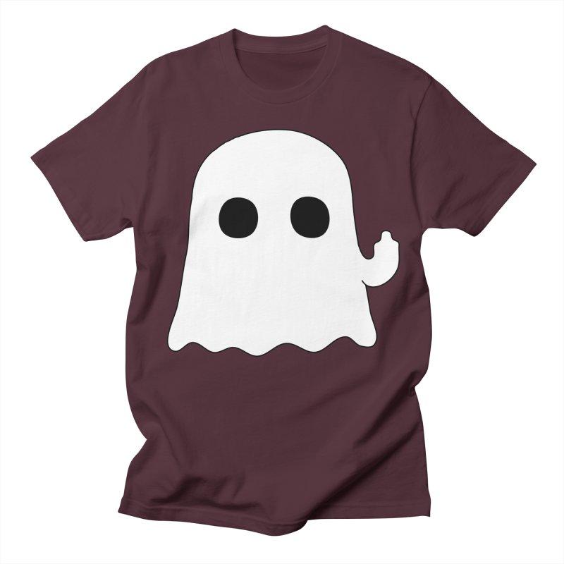 Boo Women's Unisex T-Shirt by oneweirddude's Artist Shop