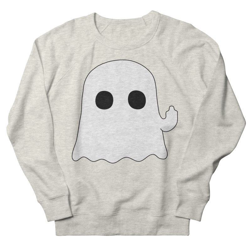 Boo Men's Sweatshirt by oneweirddude's Artist Shop