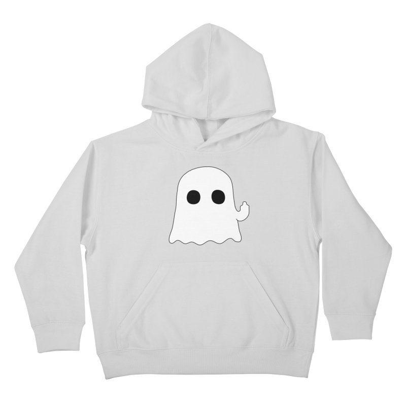 Boo Kids Pullover Hoody by oneweirddude's Artist Shop