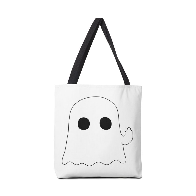 Boo Accessories Tote Bag Bag by oneweirddude's Artist Shop