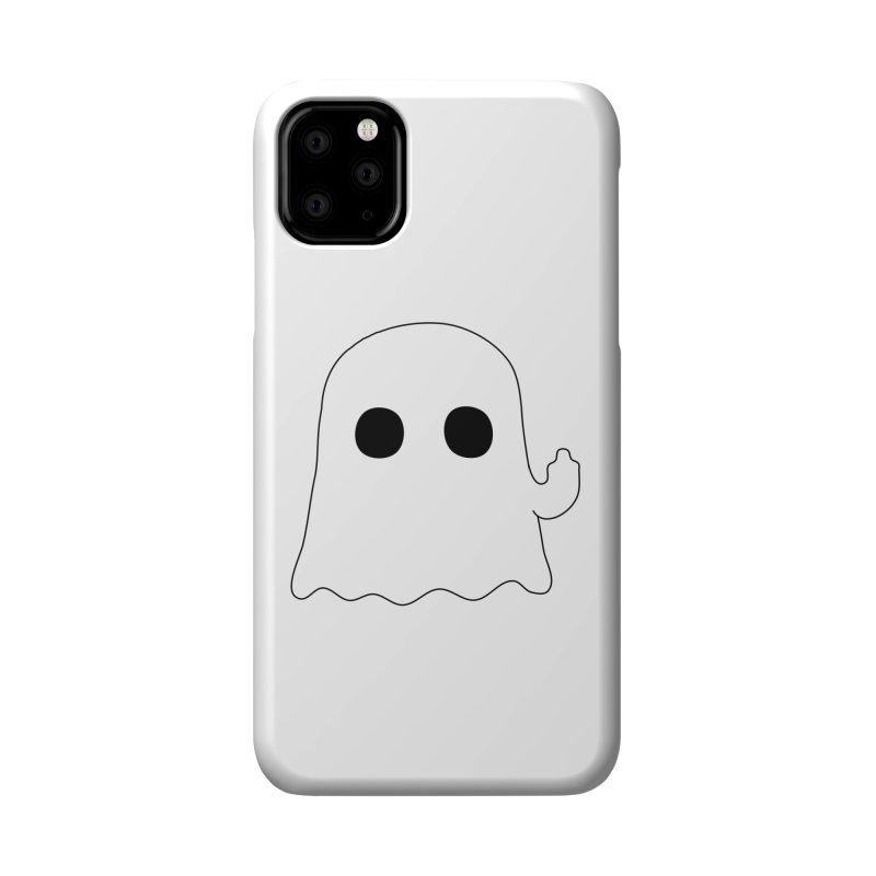 Boo Accessories Phone Case by oneweirddude's Artist Shop
