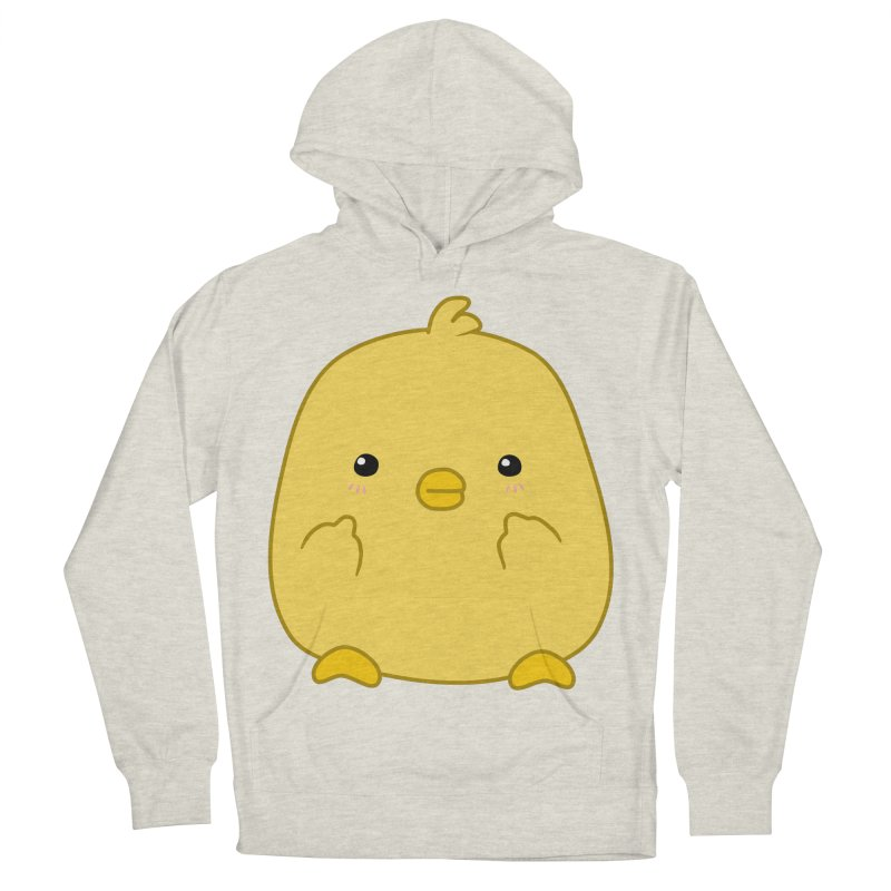 Cute Chick Has Had Enough Women's Pullover Hoody by oneweirddude's Artist Shop