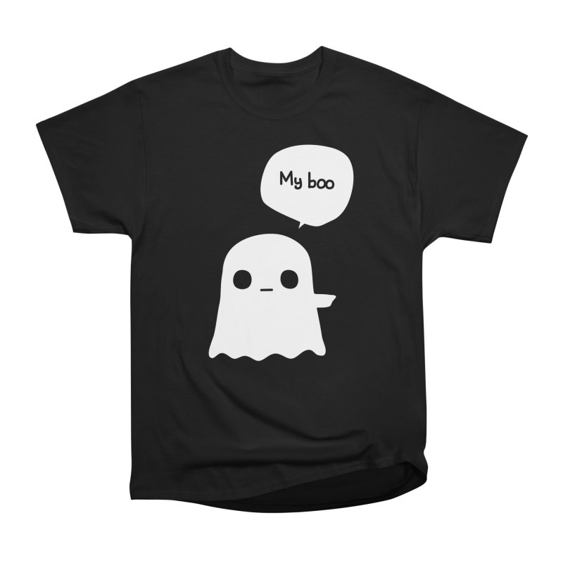 My Boo (Right) Men's T-Shirt by oneweirddude's Artist Shop