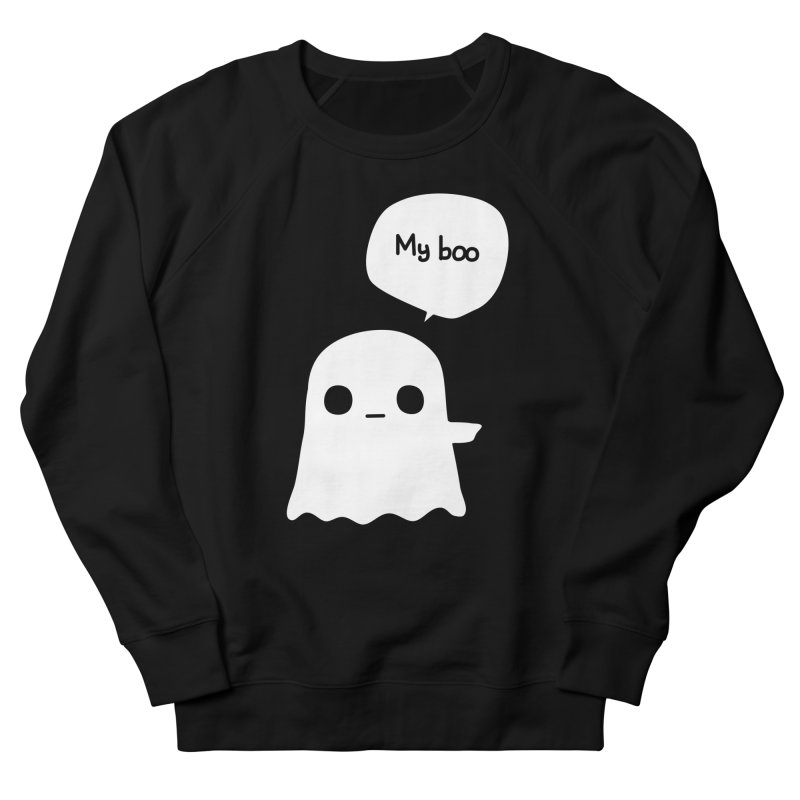 My Boo (Right) Men's Sweatshirt by oneweirddude's Artist Shop