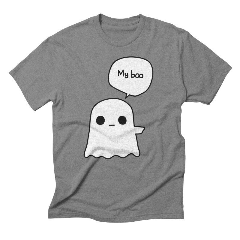 My Boo (Right) Men's T-Shirt by oneweirddude's Artist Shop