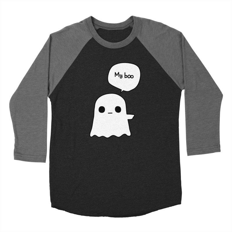 My Boo (Right) Women's Longsleeve T-Shirt by oneweirddude's Artist Shop