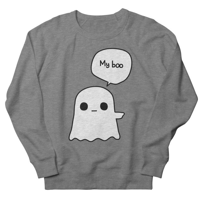 My Boo (Right) Women's Sweatshirt by oneweirddude's Artist Shop