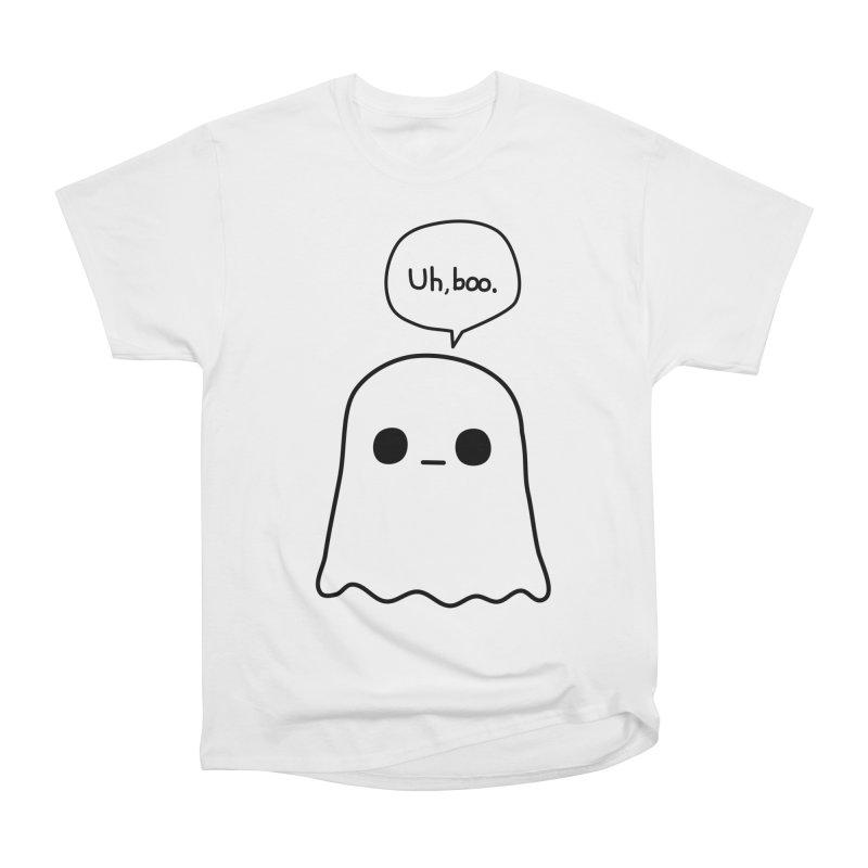 Awkward Ghost Men's T-Shirt by oneweirddude's Artist Shop