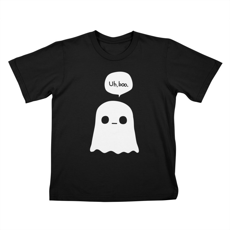 Awkward Ghost Kids T-Shirt by oneweirddude's Artist Shop