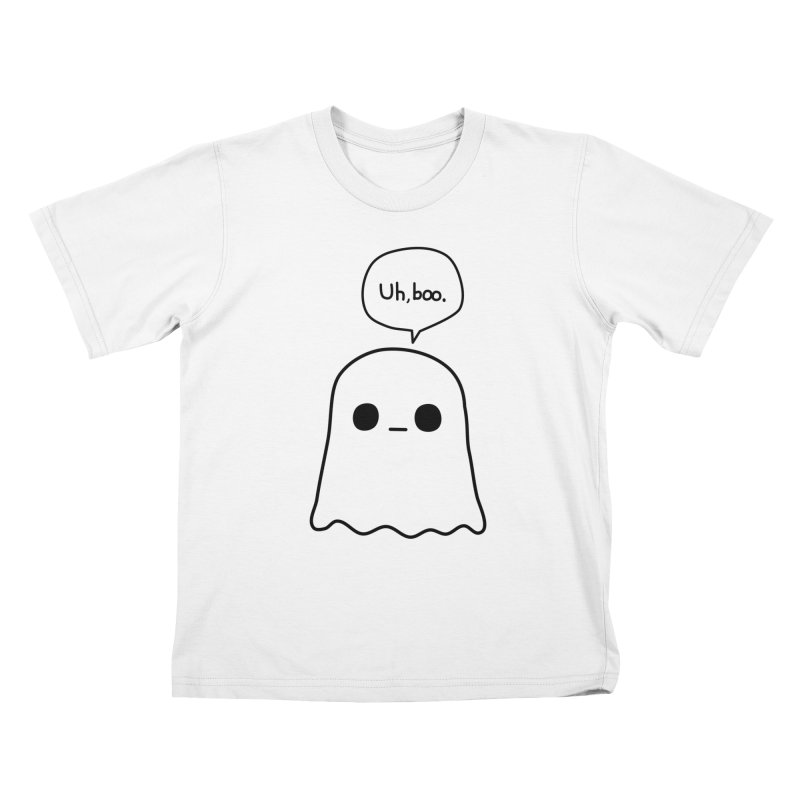 Awkward Ghost Kids T-Shirt by oneweirddude's Artist Shop