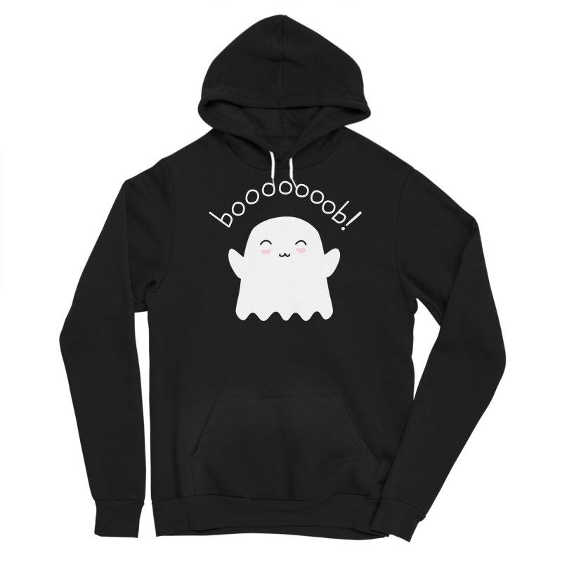 Boooob! Men's Sponge Fleece Pullover Hoody by oneweirddude's Artist Shop