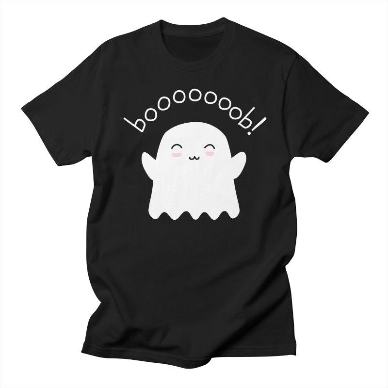 Boooob! Women's Regular Unisex T-Shirt by oneweirddude's Artist Shop