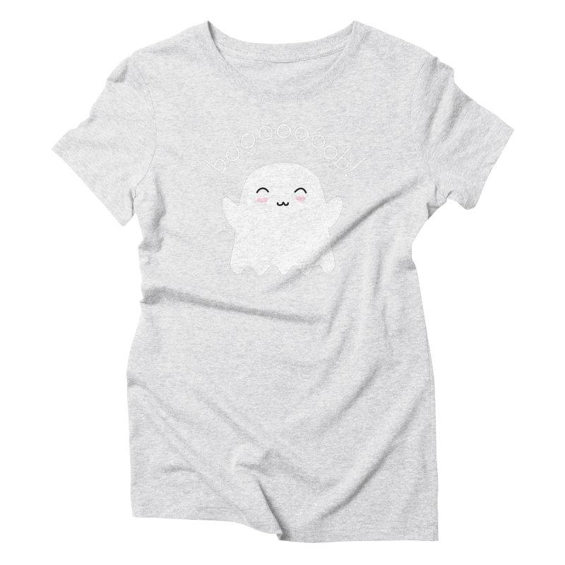 Boooob! Women's Triblend T-Shirt by oneweirddude's Artist Shop