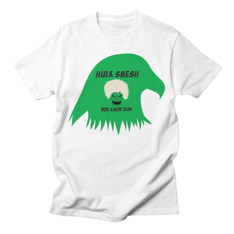I Smesh, You Know This Men's T-Shirt by oneweirddude's Artist Shop