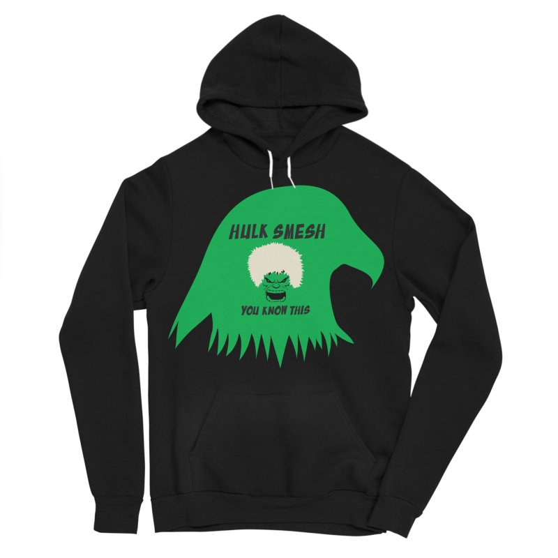 I Smesh, You Know This Women's Sponge Fleece Pullover Hoody by oneweirddude's Artist Shop