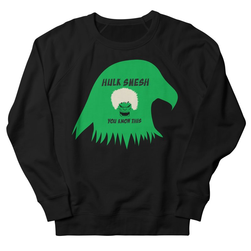 I Smesh, You Know This Men's French Terry Sweatshirt by oneweirddude's Artist Shop