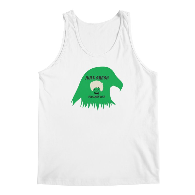 I Smesh, You Know This Men's Regular Tank by oneweirddude's Artist Shop