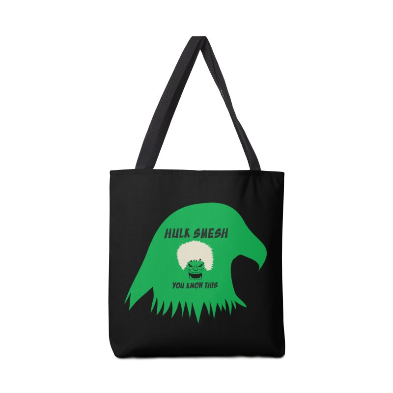 I Smesh, You Know This Accessories Tote Bag Bag by oneweirddude's Artist Shop