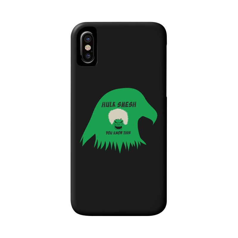 I Smesh, You Know This Accessories Phone Case by oneweirddude's Artist Shop