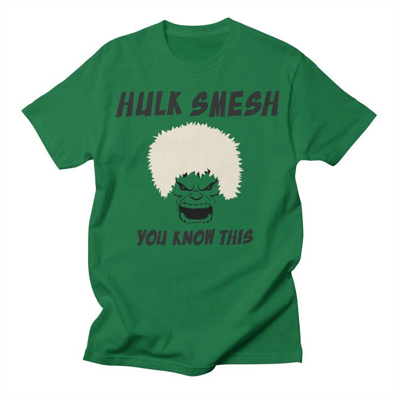 He Will Smesh You Men's T-Shirt by oneweirddude's Artist Shop