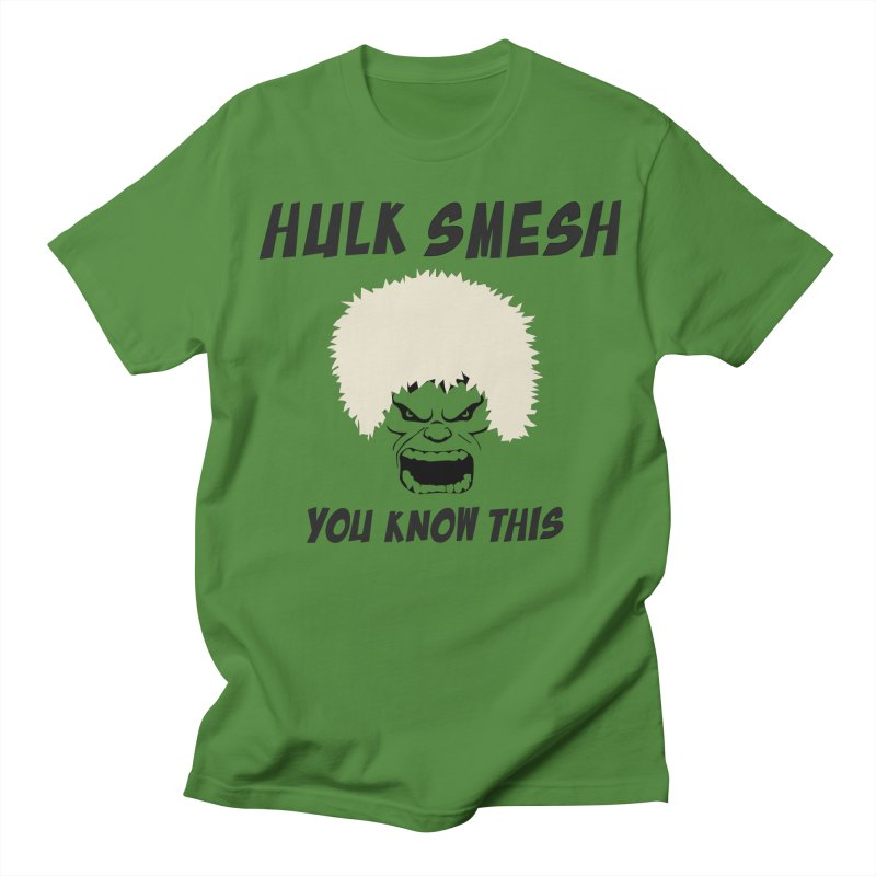 He Will Smesh You Women's Regular Unisex T-Shirt by oneweirddude's Artist Shop