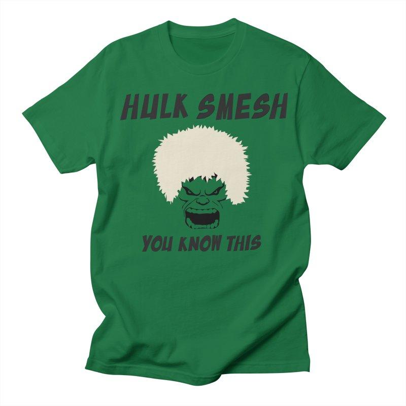 He Will Smesh You Women's Regular Unisex T-Shirt by oneweirddude's Artist Shop