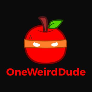 oneweirddude's Artist Shop Logo