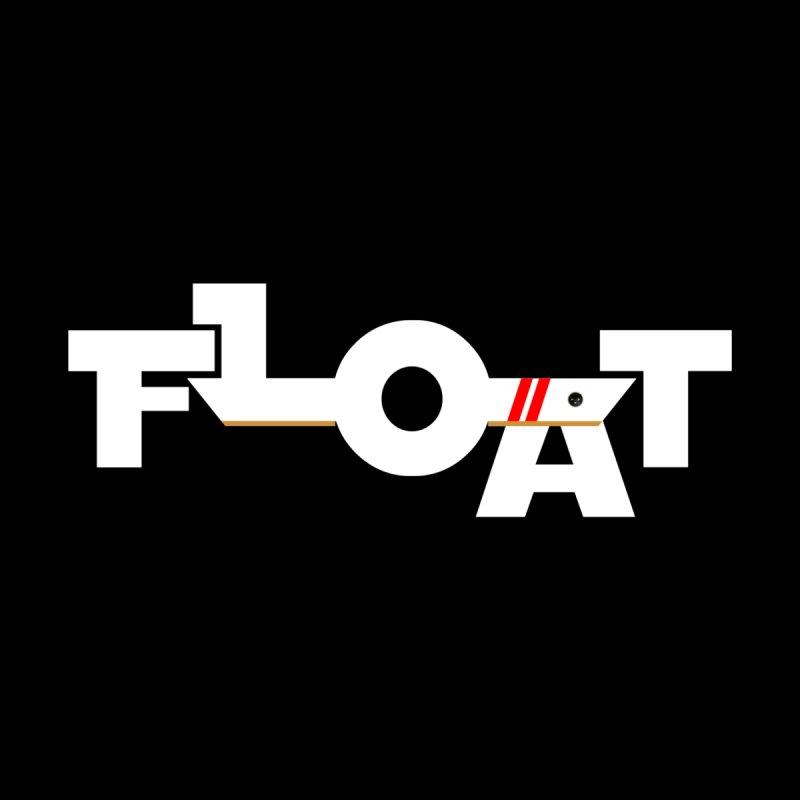 Float- Onewheel - OG White Red Goldy Home Blanket by Onewheel Artist Shop