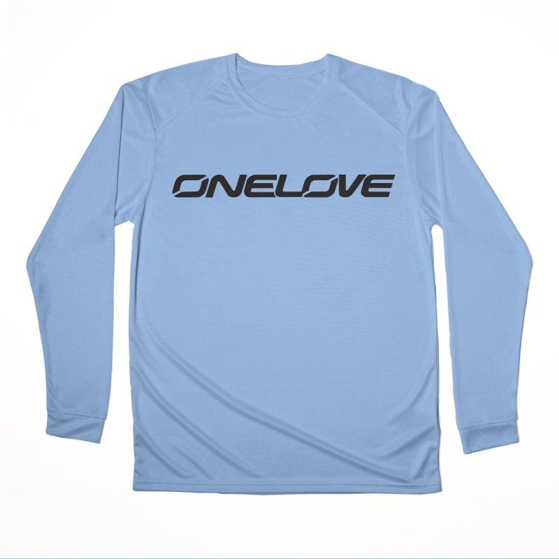 Onelove - Onewheel - Black Men's Longsleeve T-Shirt by Onewheel Artist Shop