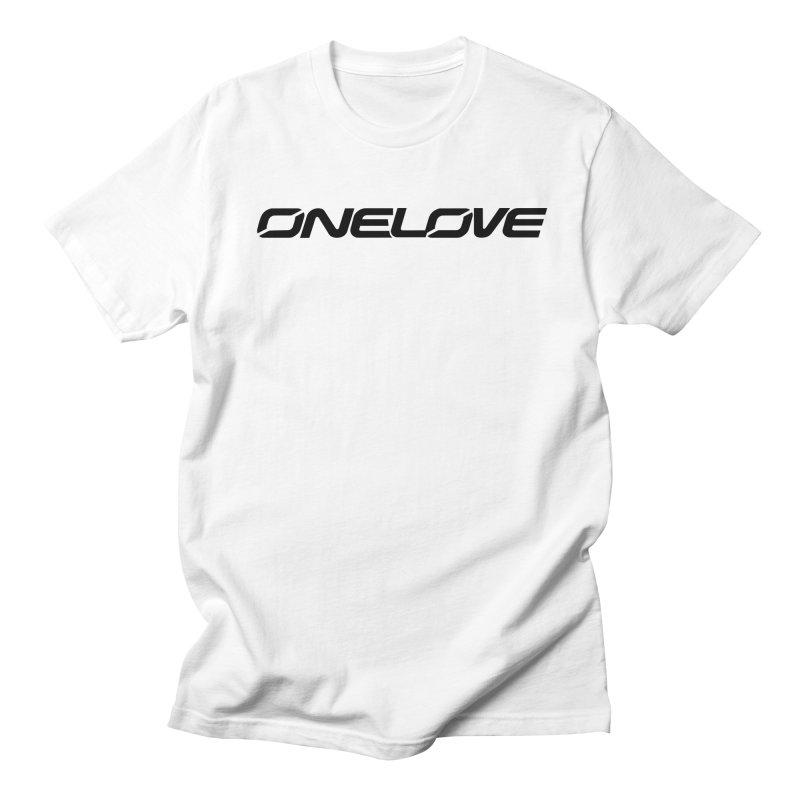 Onelove - Onewheel - Black Men's T-Shirt by Onewheel Artist Shop