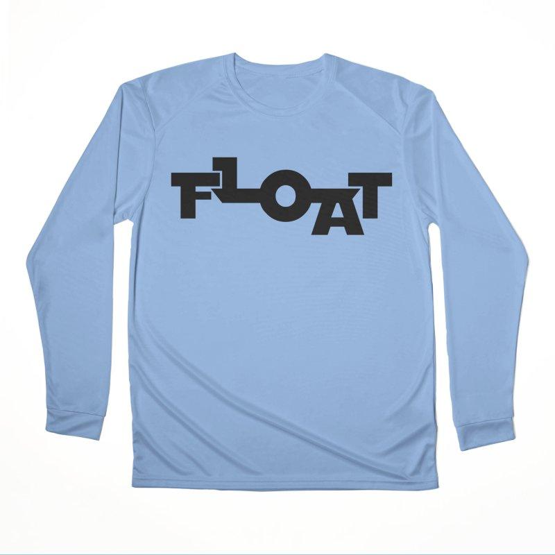 Float - Onewheel - Clean Black Men's Longsleeve T-Shirt by Onewheel Artist Shop