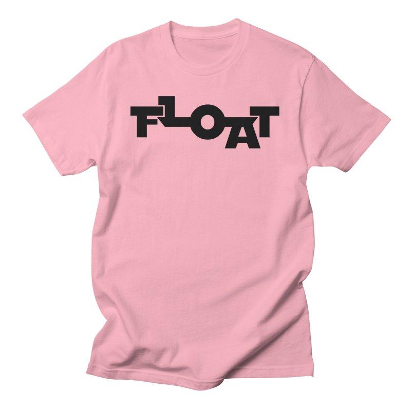 Float - Onewheel - Clean Black Men's T-Shirt by Onewheel Artist Shop