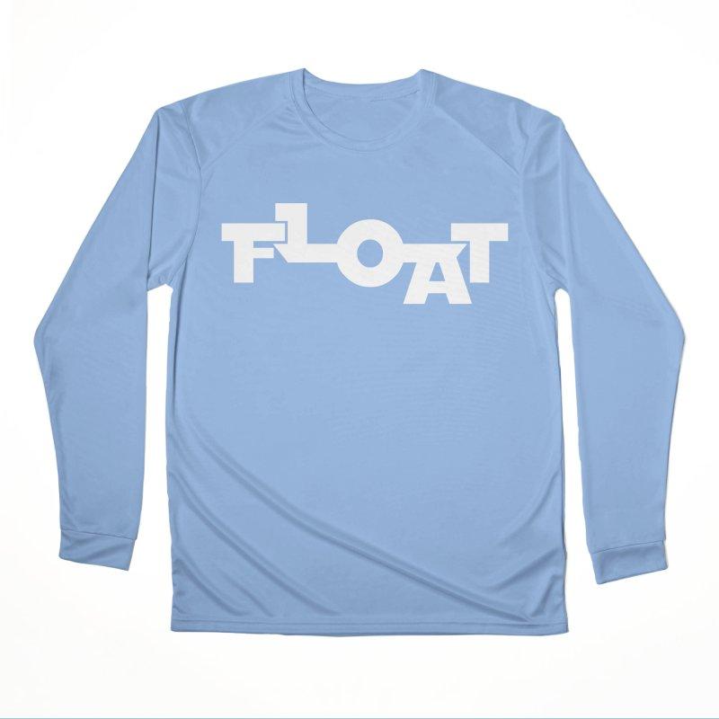 Float - Onewheel - Clean White Men's Longsleeve T-Shirt by Onewheel Artist Shop