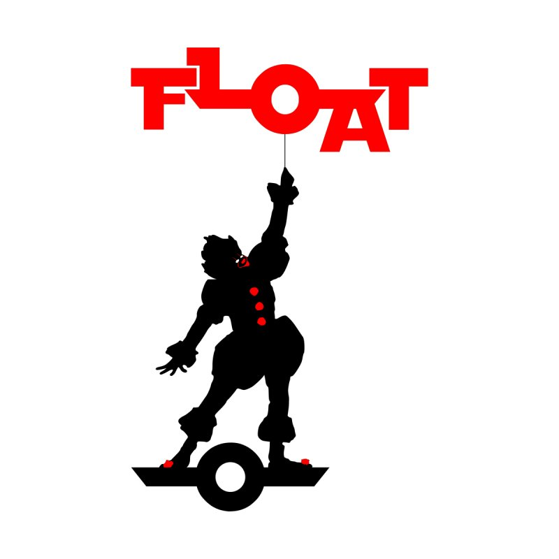We All Float 'Round Here - Limited Edition by Onewheel Artist Shop