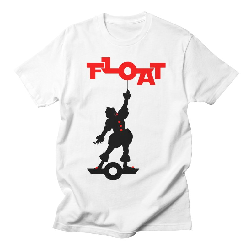 We All Float 'Round Here - Limited Edition Men's T-Shirt by Onewheel Artist Shop