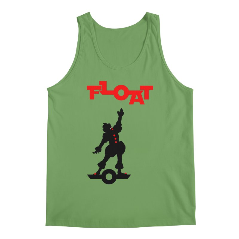 We All Float 'Round Here - Limited Edition Men's Tank by Onewheel Artist Shop