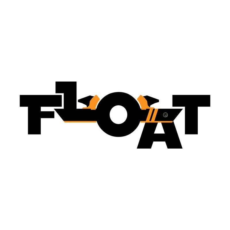 Float - Onewheel - Halloween 2019 Limited Edition - Black / Orange with Fins Kids Baby Longsleeve Bodysuit by Onewheel Artist Shop