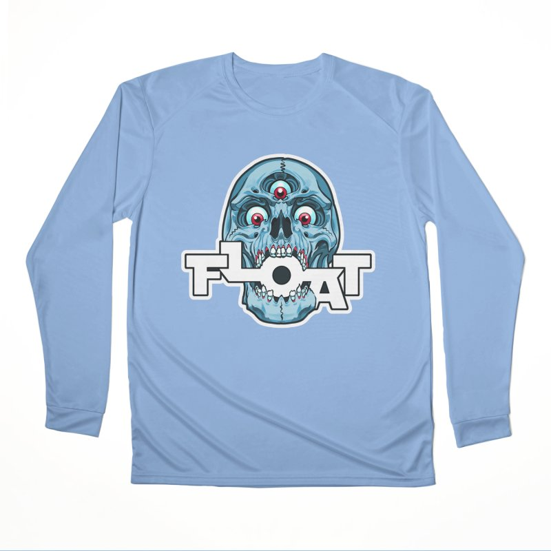 Third Eye Traveler - Adam Dumper Float Crossover Men's Longsleeve T-Shirt by Onewheel Artist Shop