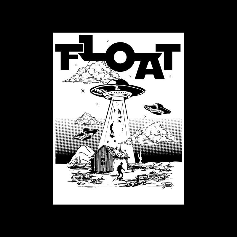 Who's Floating Men's T-Shirt by Onewheel Artist Shop