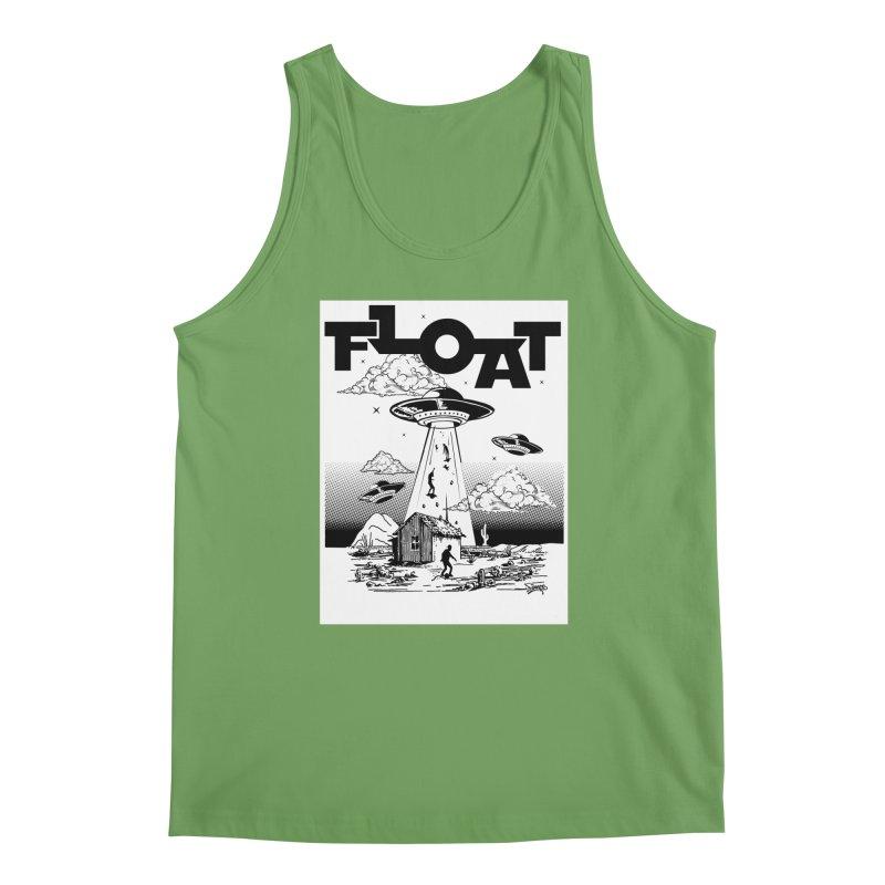 Who's Floating Men's Tank by Onewheel Artist Shop
