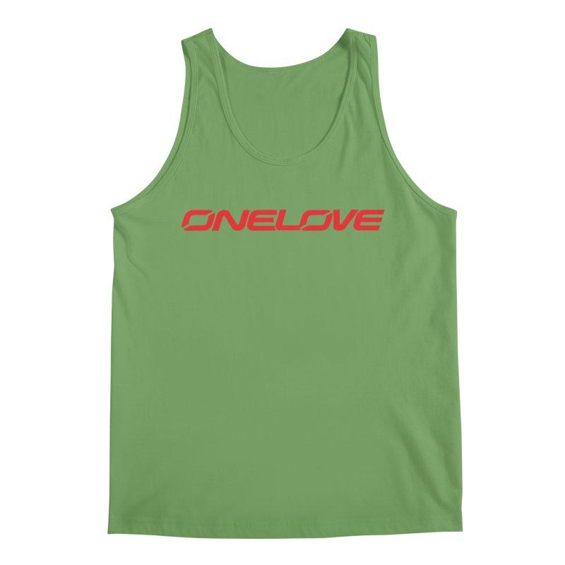 Onelove - Onewheel - Red Men's Tank by Onewheel Artist Shop