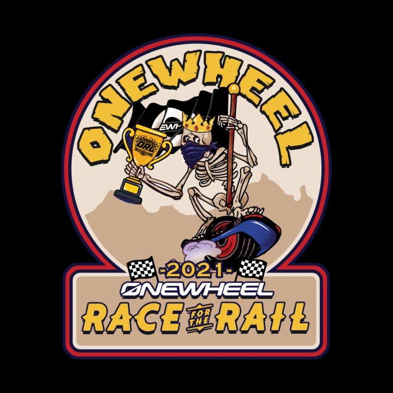Onewheel Race for The Rail 2021 Men's T-Shirt by Onewheel Artist Shop